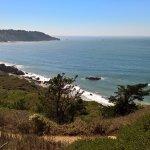 The coast near Baker Beach