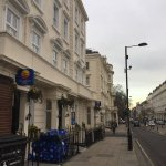 Foto de Comfort Inn Buckingham Palace Road