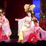 Dancers at the Tang Dynasty Show