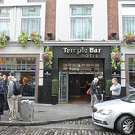 Temple Bar Hotel Entrance