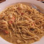 Italian Garden Restaurant Shrimp Scampi