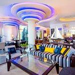 Wave Hotel lobby