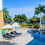 Wave Hotel pool overlooking Pattaya Beach