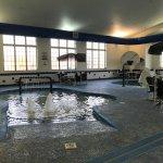 Kid's pool at Comfort Inn DeForest.