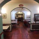 Restaurant used as breakfast room