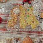 biscotti della colazione preparati con amore da Ariane