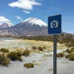 Foto di Parinacota Volcano