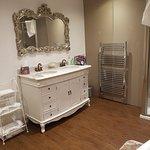 Gauche Bathroom