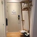 Elegant cloth hanger