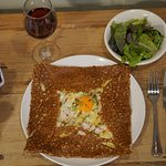 Amazing authentic French food