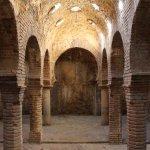 Inside the Arab Baths