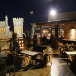 Rooftop Cheese and Wine Restaurant