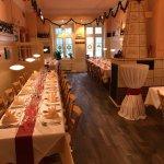 Herzlich willkommen ins Cavallino Bianco