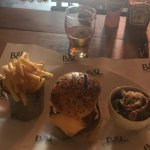Burger & Lobster Photo