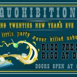 "We are making things festive this New Year's Eve with our Great Gatsby inspired party ""Quohibiti"