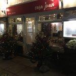 Casa Juan at Christmas