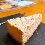 bailey's oaten cake