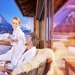 Photo de Alpine Wellnesshotel Karwendel