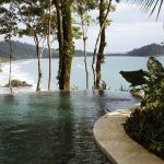 Views out to Manuel Antonio National Park