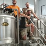 We got a tour of the brew house and got to meet the friendly & knowledgeable owner and brewers.