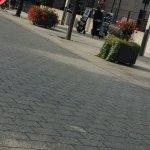 Street of Vaduz city