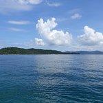 Tunku Abdul Rahman Marine National Park, with 'Borneo Boats and Beaches'