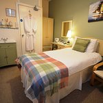 Our lovely room ideal for the single traveller