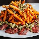 110 Grill Chimichurri Steak