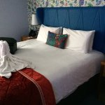 Clontarf castle hotel bedroom, front lounge/ reception area