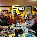 fun with friends at the Railroad Street Bar & Grille