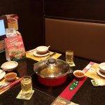 Hot pot - Table #1