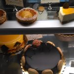 big or small desserts