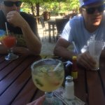 Foto de Father Rooster Beachfront Bar & Grill