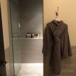 Warm and soft robes! Leave your products at home!