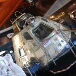 Apollo capsule!