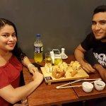 acá celebrando un día especial en suri sushi bar !!!