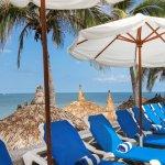 Foto di Oceano Palace Beach Hotel