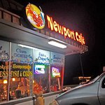 Newport Cafe open for dinner!