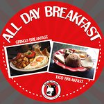 It's time for All Day Breakfast at Wild Panda