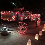 Decorated buggy