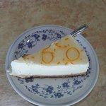 Lemon cheesecake: RM4.60