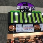 Only eat at the Bluegrass Grille if a vendor has leased it out. Otherwise, avoid!!