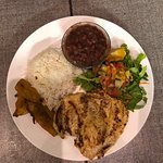 CASADO - MOST ORDERED - YOUR CHOICE OF CHICKEN, STEAK, PORK & FISH. ADD DRINKS, & YOU'RE ALL SET