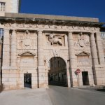 Photo of Zadar City Gate