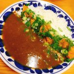 Curry with Karaage