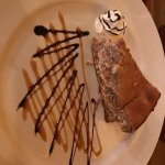 Desserts aren't on the menu so it is a 'secret menu item'. You have ask what is the secret chees