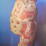 """Символическое изображение """"Священной триады"""" - классический символ неолита (Богиня с """"п"""