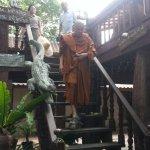 Monk at Kad Sala
