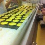 Manteigaria Lisbon Nata in production