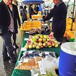 We do Farmers Markets in Gore every Saturday during the fruit season, and Kaka Point